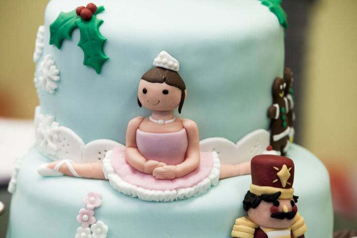 Duchy Ballet Friends - Baking Competiton entry