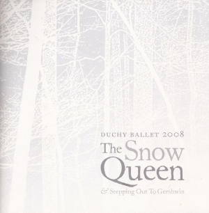 Cover for 'The Snow Queen' from 2008
