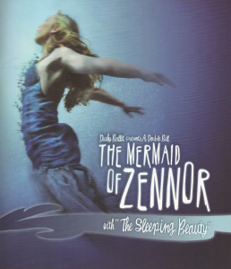 Cover image of our 2010 production of 'The Mermaid of Zennor'